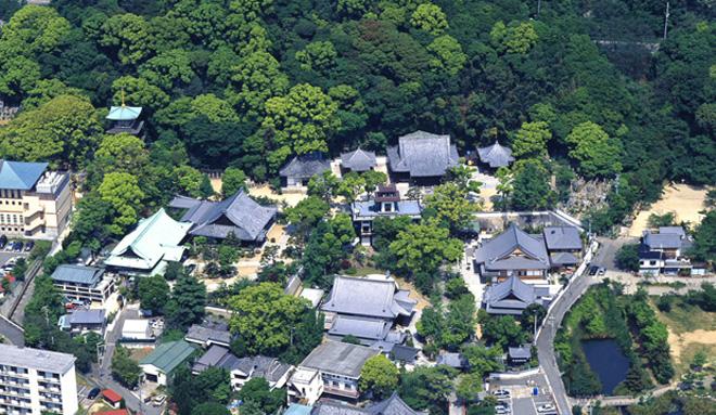 須磨寺について 須磨寺縁起 大本山 須磨寺